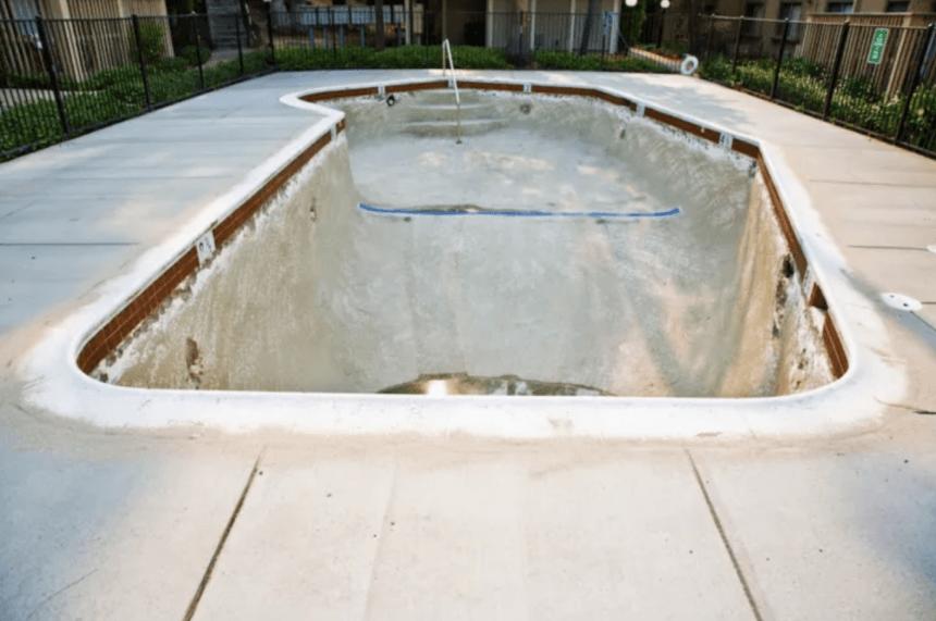 Demolish Pool